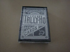 TALLY-HO VIPER FAN BACK DECK PLAYING CARDS USPCC BICYCLE MAGIC TRICKS POKER SIZE