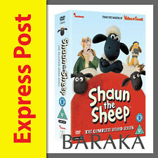 Shaun The Sheep The Complete Second Series Seaon 2 DVD Box Set