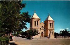 1950'S. COURT HOUSE. MESILLA, NEW MEXICO. POSTCARD. SZ4
