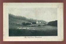 Scotland Fife BURNTISLAND Golf Course 1917 PPC
