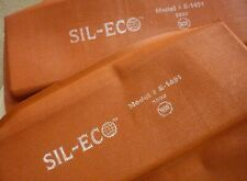 4 Silicone Eco Sil Bread Baking Mats new. 2 molds each=8 loaves. Make it Fresh!