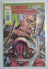 Cable & Deadpool #3 Direct Edition 8.5 VF+ (2004)