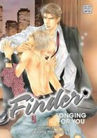 Finder Deluxe Edition: Longing for You, Vol. 7 (Paperback or Softback)