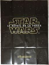 Affiche STAR WARS VII Le Réveil de la Force HARRISON FORD Mark Hamill 120x160cm*