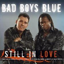 """BAD BOYS BLUE """"STILL IN LOVE"""" CD SINGLE NEW"""