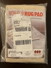 "NuLoom Non Slip Rug Pad 3'6""x5'6"" NEW"
