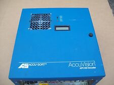 ACCU-SORT SYSTEMS ACCUVISION DECODER , APC100