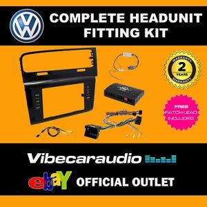 CTKVW09 VW Golf Mk7 2013> Stereo Double Din Fascia Stalk Fitting Kit