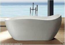 "Acrylic Bathtub - Freestanding - Soaking Tub - Modern Bathtub - Zeno - 68"""