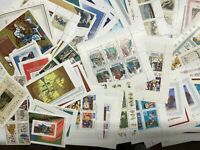 DDR #511a//2758 Mint/CTO 1950-1991 75 All-Different S/S M/S Collection