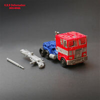KBB Transformers Optimus Prime Deformation Masterpiece G1 New Action Figure Toys