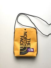 North Face Purple Label Tpe Shoulder Bag Yellow