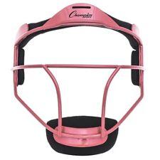 Champion Sports Softball Adult Pitcher / Fielder Mask Wide Vision Pink