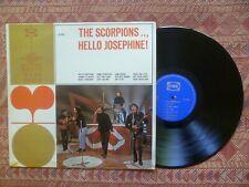 SCORPIONS - Hello Josephine ( LP Holland CNR 1965 Beat Rare Original )