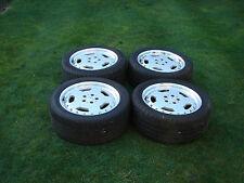 "Mercedes 18"" AMG Two Piece Split Rim Alloy Wheels W140 SE SEL SEC"