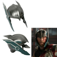 Thor Ragnarok Cosplay Helmet Full Head Mask Adult Costume Props Halloween Party