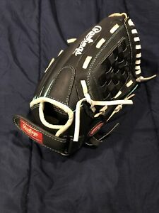 Rawlings 11.5 Right Hand throw Softball Glove Girls Fastpitch WFP115MT Used