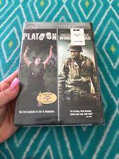 Platoon/Windtalkers (Dvd, 2007, 2-Disc Set, Checkpoint; Sensormatic; Widescreen)