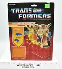 Landfill Cardback 1987 Vintage Hasbro G1 Transformers Action Figure For Sale
