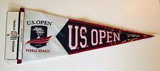 2019 U.S. Open pebble beach golf Pennant pga new