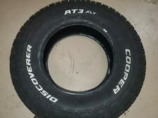 Used Cooper Discoverer AT3 XLT   LT275/70R18 practically new condition