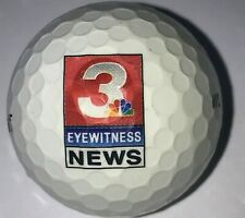 Wilson Staff Channel 3 Eyewitness News Logo Golf Ball (F-14-9)