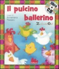 Gallucci: Il Pulcino Ballerino + CD (Small Board Book) (Italian-ExLibrary