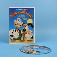 Wallace & Gromit - In Three Amazing Adventures DVD and - Bilingual - GUARANTEED