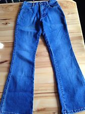 Girls Lee Jeans - Size 16 Regular - Great Condition - Blue Denim