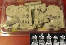 Scibor 28SF0168 Egyptian SF Warriors Set (5) Miniatures Space Marines Knights
