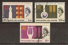 Used Pitcairn Islander Stamps