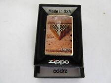 Zippo Smoking Bullet Patronen rauchende Patrone Messing Feuerzeug