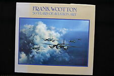 FRANK WOOTTON 50 YEARS OF AVIATION ART 1993 SPITFIRE