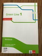 Green Line 1 Workbook mit Lösungen, Audio-CDs, Übungssoftware, 9783128342160
