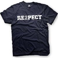 Derek Jeter Retirement -New York Yankees Captain - Re2pect T-Shirt  - Respect