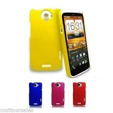 Premium Hard Shell Case for HTC ONE X / XL Tradesman - Cover