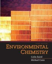 Environmental Chemistry, Colin Baird, Michael Cann, Good Book