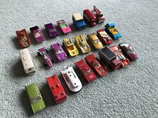 Vintage matchbox cars job lot x21 vehicles