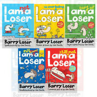 ​Barry Loser Jelly Pie Collection 5 Books Age9-12 By Jim Smith Paperback English