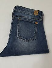 Guess Jeans Women's Medium Wash Low Rise Carla Boot Cut Jeans, Size 29