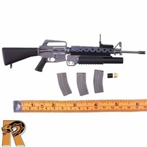 Pete Winner - M16 w/ Grenade Launcher - 1/6 Scale - Dragon Action Figures