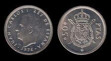 Juan Carlos 1º. 50 Pesetas. 1975*78