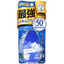 Mentholatum Japan SUNPLAY Super COOL Sunscreen Lotion (30g/1 oz) SPF50+ PA++++