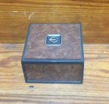 Vintage Rare Elgin Empty Velvet Box Wrist Watch silk