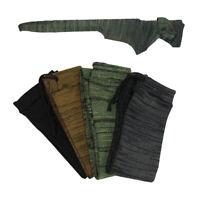 """Silicone Treated Gun Sock 54"""" Rifle / Shotgun Shooting Oil Air Bag Slip Cover"""