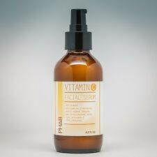 VITAMIN C 30% + E in PURE HYALURONIC ACID Anti Aging  Serum / Cream 4.2oz Large