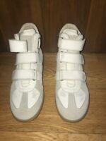 Maison Martin Margiela women's  trainers size 3,5Uk/36,5  White!