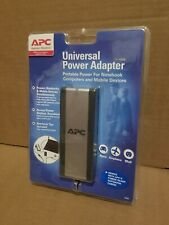Brand New APC UPA9 Universal Power Adapter Portable USB Phone MP3 Laptop Mobile