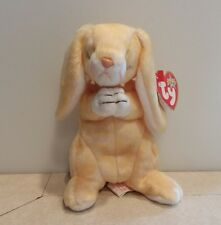 Ty Beanie Baby Grace Praying Bunny Rabbit 2000 with Original Tag - Tag ERROR!!