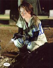 Olivia Wilde The Lazarus Effect Authentic Signed 8x10 Photo JSA #E62271
